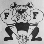 An old Bulldog logo