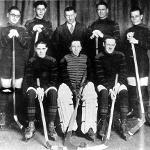 Hockey has been around at Ferris longer than you think! This photo is from 1925.