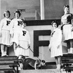 The 1961 team had a bulldog