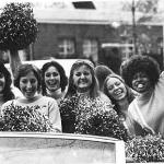 Cheering from the 70's