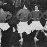 The 1951 team had plenty of spirit.