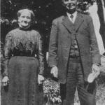 W.N. Ferris and his mother, Stella.