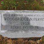1953 signified the 100th birthday of Woodbridge Ferris.