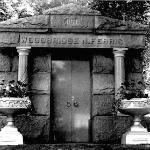 The gravesite of W.N. Ferris