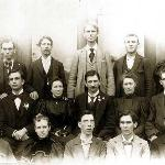 First class of 1884