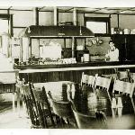 Cafeteria in Old Main.