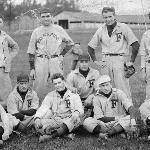 1910 Baseball League Champions