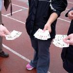 Poker Walk