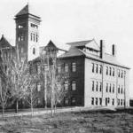 Ferris Industrial School and Physical Culture buildings, ca. 1900
