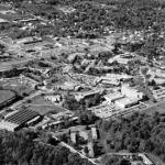 Portion of Ferris State University campus, 1994