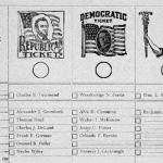 Instructional ballot, 1922