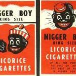 Nigger and Caricatures Page 1