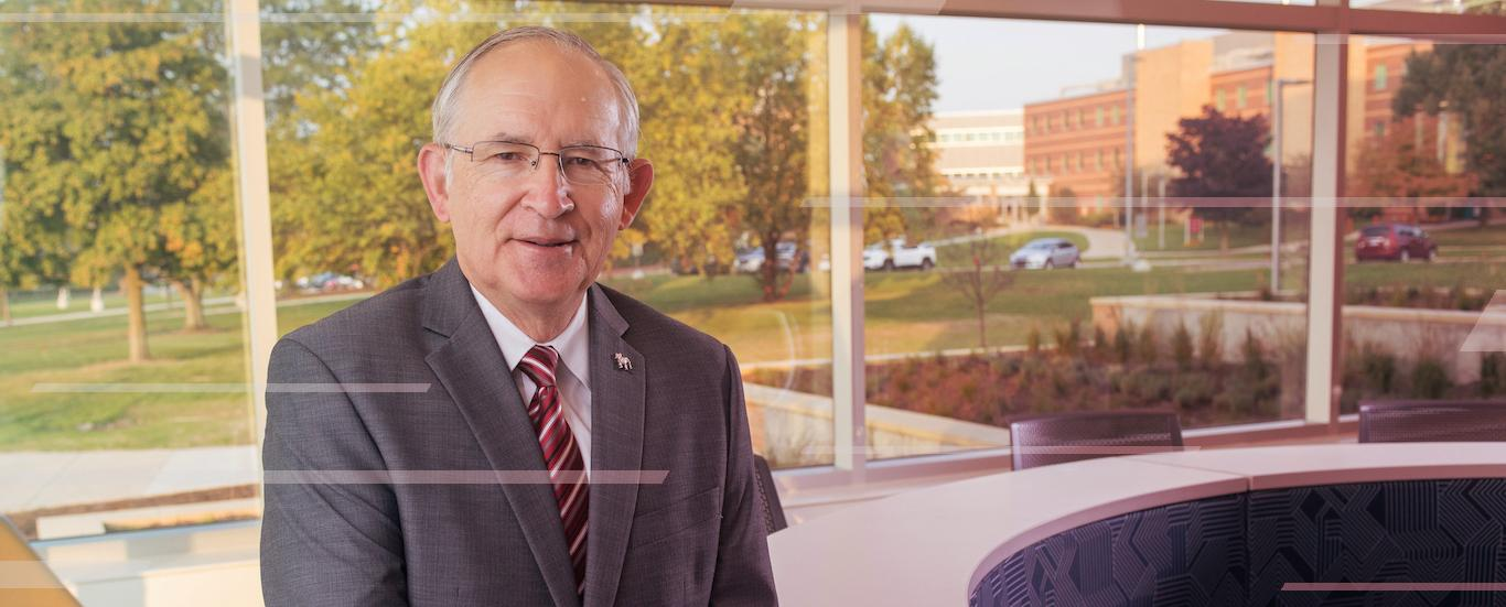 President Eisler shares how Ferris is supporting students in uncertain times