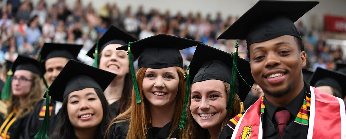 Be a Bulldog! Learn more about Ferris State University.