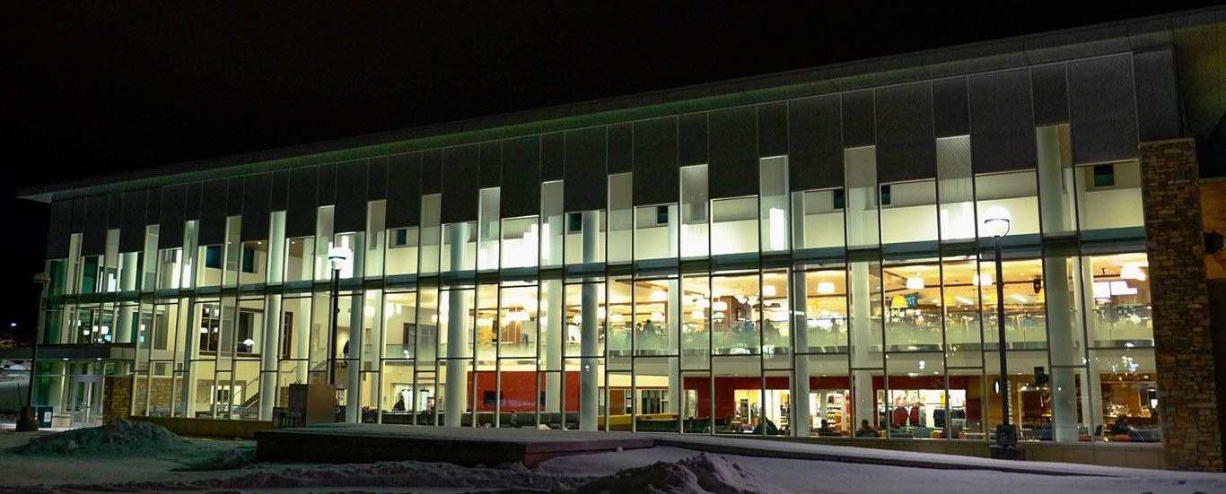 Vibrant University Center