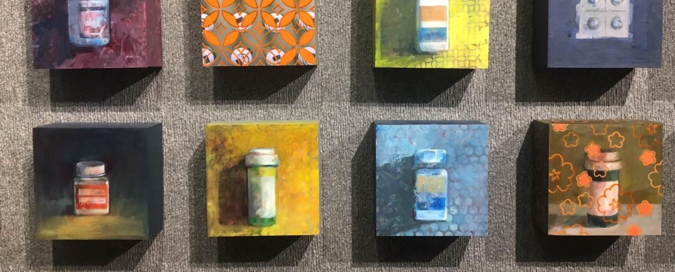 Annual Ferris and Kendall Faculty Art Exhibit Opens