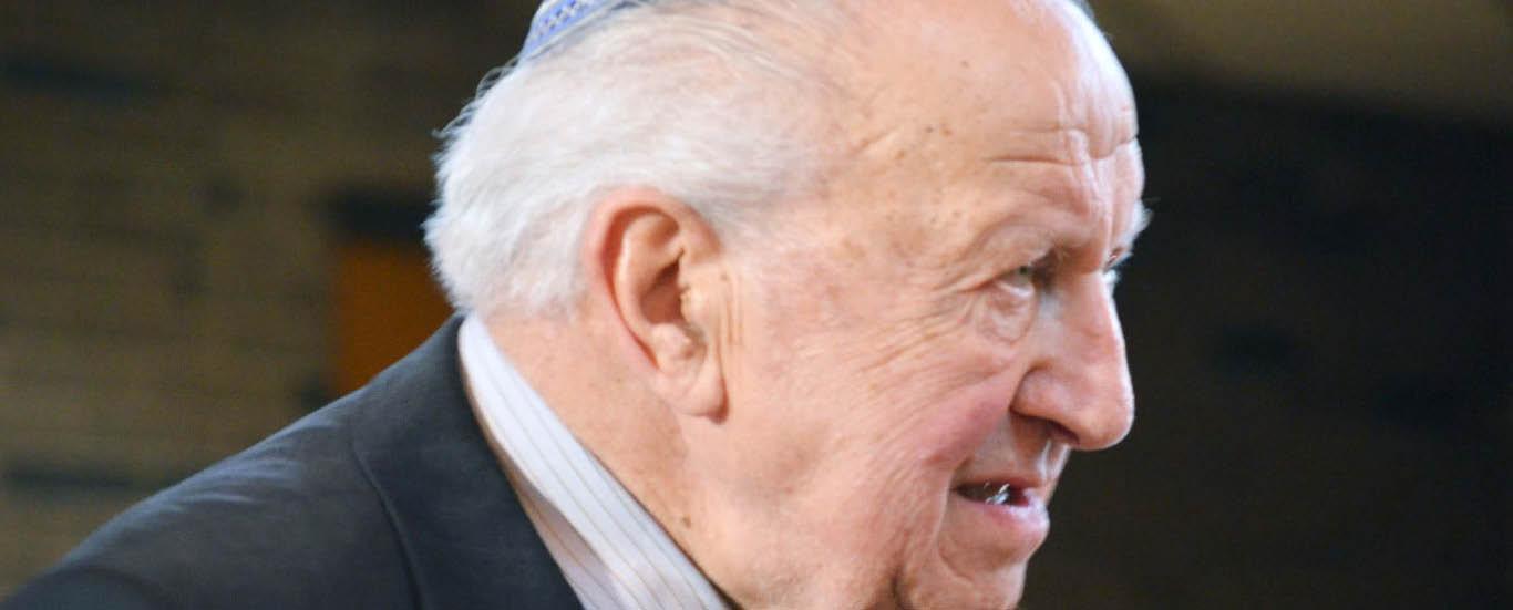 Holocaust Educator Martin Lowenberg to Speak at Williams Auditorium