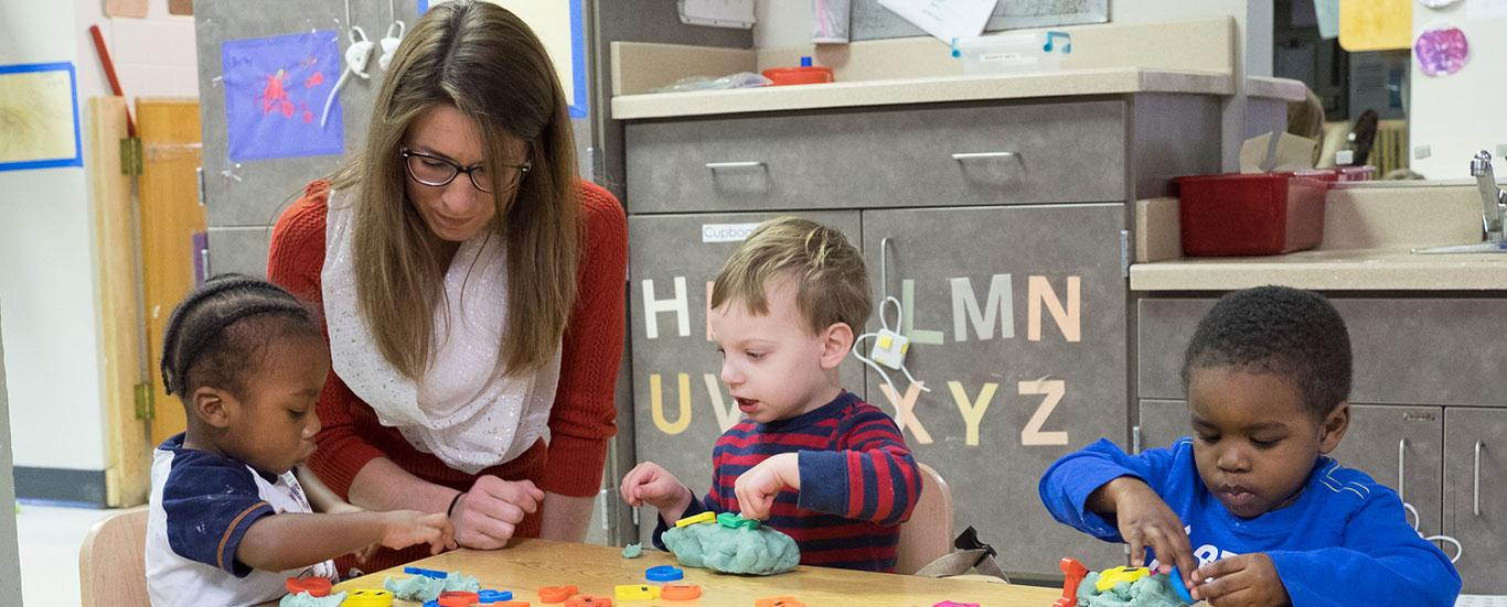 Tot's Place: Child Development Center