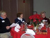 Emeriti Holiday Dinner 2010
