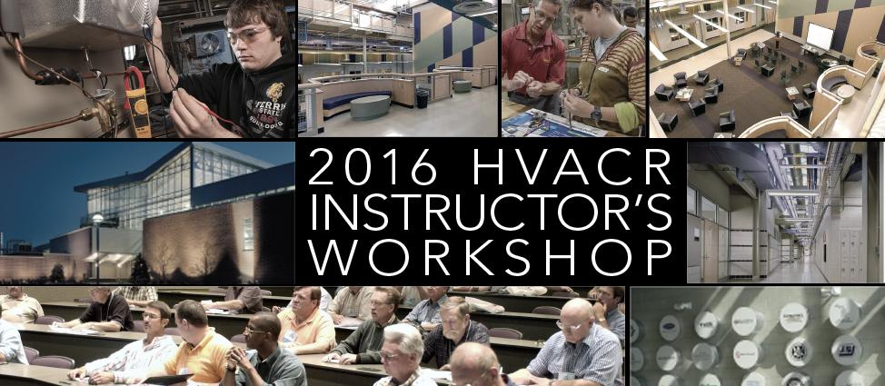 HVACR Instructors Workshop