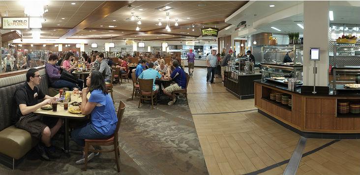 The Quad Cafe