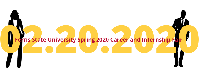 Spring 2020 Career and Internship Fair