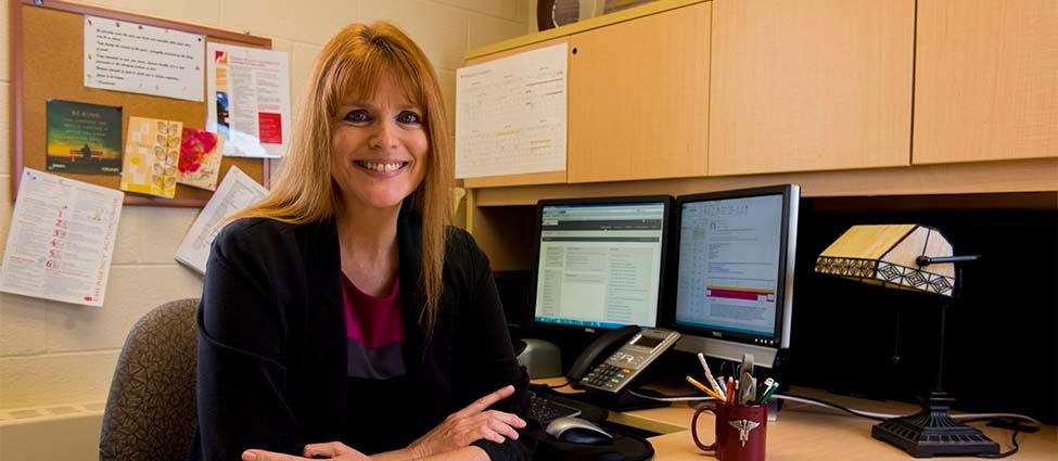 Distinguished Teacher Award - Sharon Colley