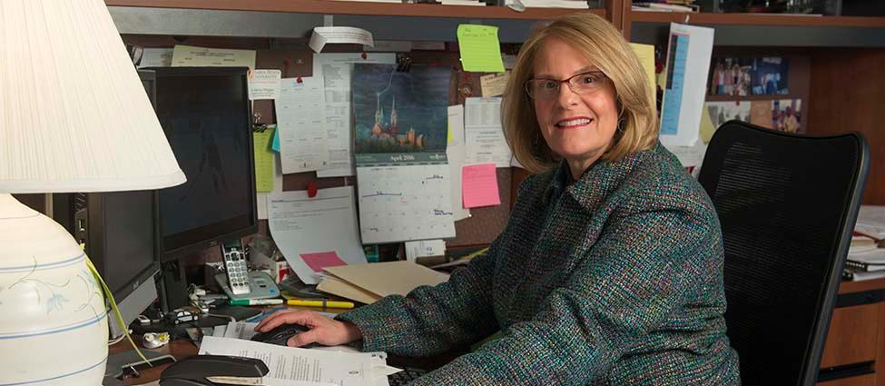 Academic Scholar Award - Nancy Hogan