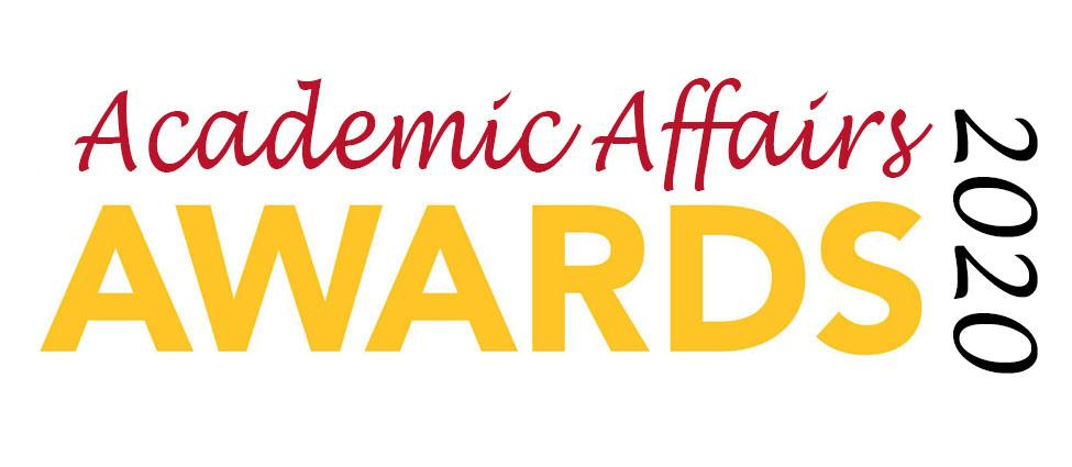 Academic Affairs Awards 2020