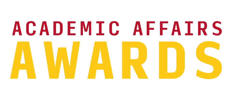 Academic Affairs Awards