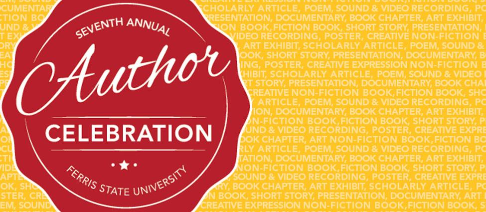 7th Annual Author Celebration