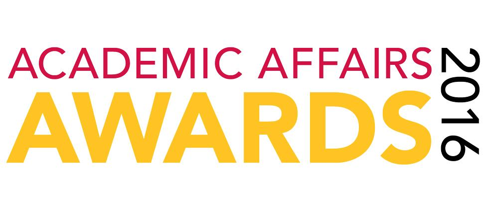 Academic Affairs Awards