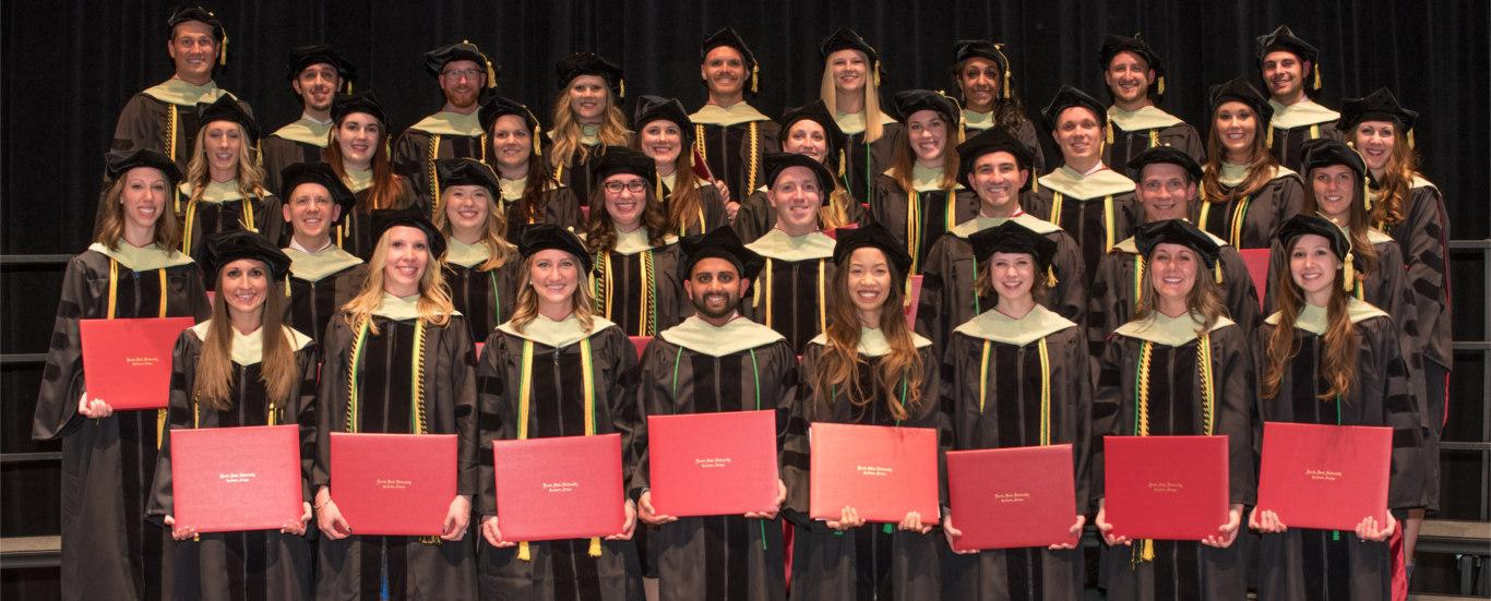 Doctoral Class of 2016