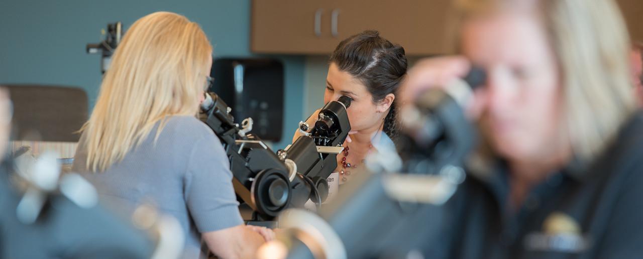 Optician Training