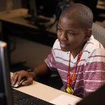 THE DESIGN AND MANUFACTURING SUMMER CAMP FEATURED HANDS-ON WORKSHOPS FOR HIGH SCHOOL STUDENTS.