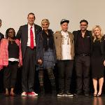 THE MINDS AFLAME EVENT FEATURED SEVERAL INSPIRATIONAL SPEAKERS.