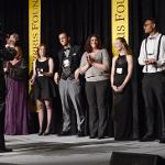 THE 17th ANNUAL FERRIS FOUNDATION BENEFIT WAS HELD AT THE DEVOS PLACE CONVENTION CENTER IN GRAND RAPIDS.