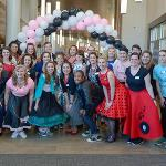 THE HOSPITALITY MANAGEMENT PROGRAM HOSTED ITS 25th ANNUAL HOSPITALITY GALA.