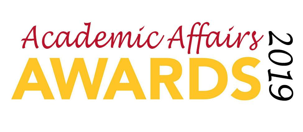 Academic Affairs Awards 2019