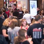 CAMPUS TOURS ARE INCLUDED IN ORIENTATION.