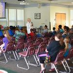 THE STUDENTS WITH CHILDREN PROGRAM HOSTED ITS 6th ANNUAL READING AND RHYTHM CELEBRATION.