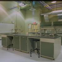 Interior wet lab