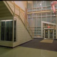 Interior next to stair
