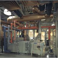 HVAC teaching space