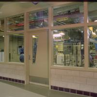 HVAC teaching space