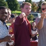 FOUNDERS' DAY ICE CREAM SOCIAL