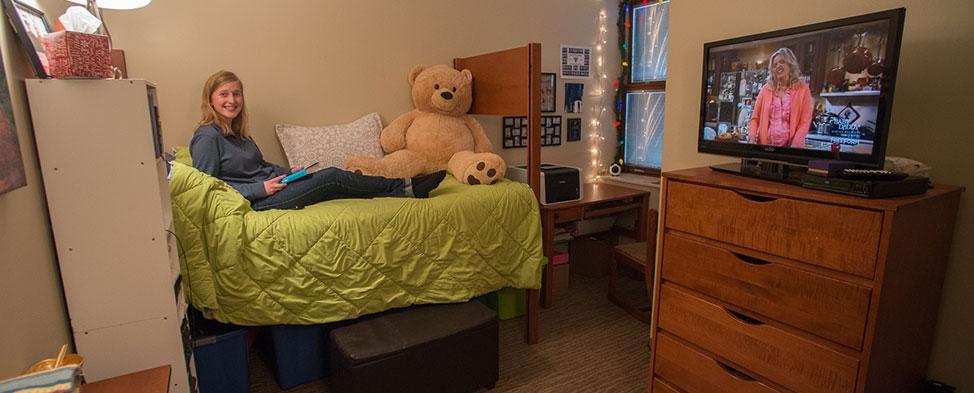 East Campus Suites