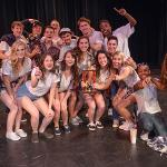 PI LAMBDA PHI AND LAMBDA KAPPA SIGMA ALSO RAISED THE MOST PROCEEDS FOR THE UNITED WAY.