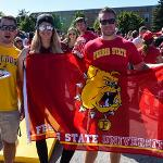 HOMECOMING TAILGATE AT TOP TAGGART FIELD