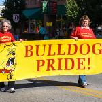 SCENES FROM FERRIS STATE'S 90TH HOMECOMING CELEBRATION.